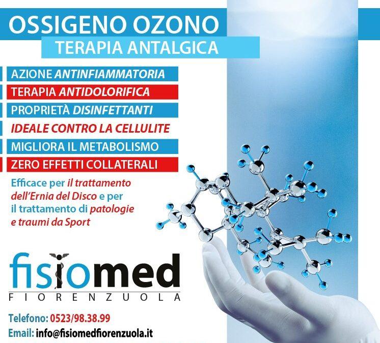 Ossigeno Ozono – Terapia Antalgica
